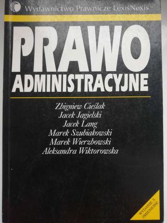 Prawo administracyjne      pod redakcją Marka Wierzbowskiego