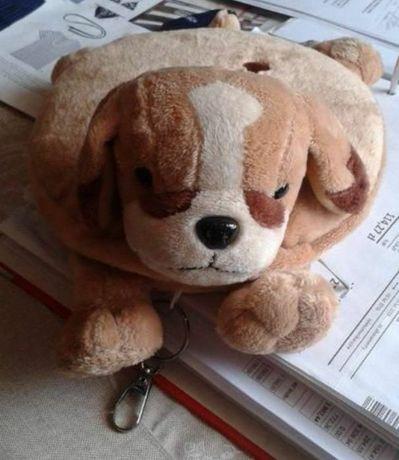 Pokrowiec na płyty w kształcie psa