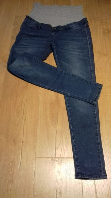 Spodnie ciążowe dla kobiet w ciąży esmara skinny fit rozmiar 36