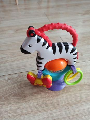Zebra zabawka dla niemowlaka