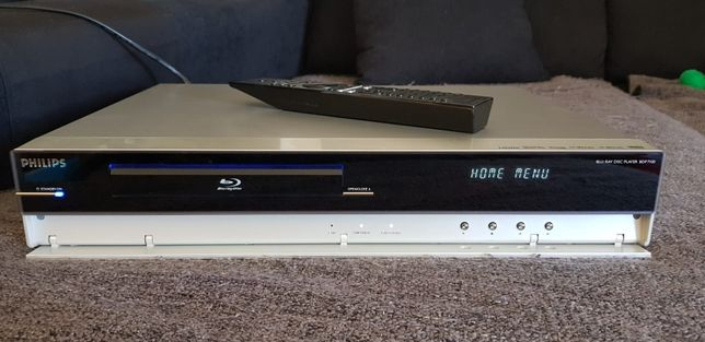 Leitor Blu-Ray Disc Player Philips