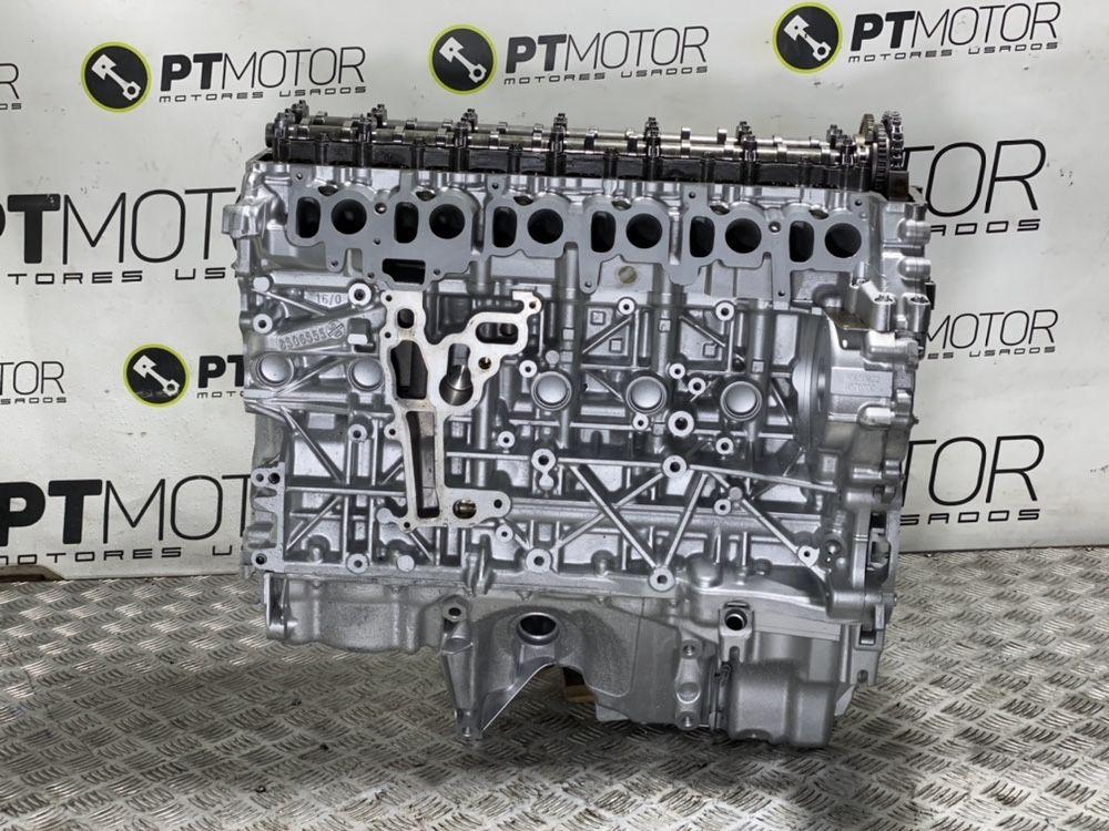 Motor BMW M50d n57d30c Reconstruido
