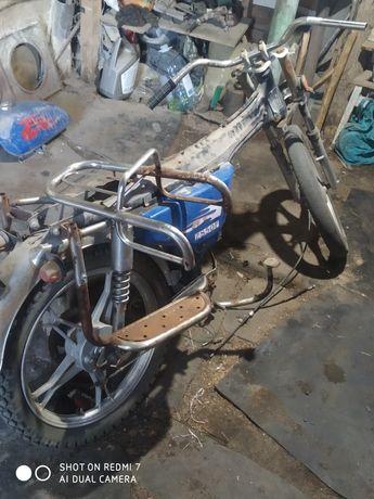 Ремонт мопедов, скутеров и мотоциклов