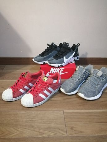 Adidas,Asics,Timberland,Nike, Armani,Le coq sportif