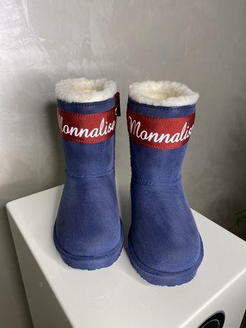 MonnaLisa оригинальные сапожки Size 28, 31