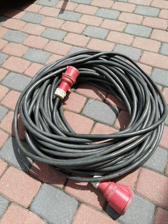 Przewód - przedłużacz 400V 5x4 50mb