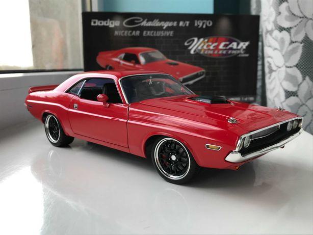 1/18 ACME GMP Dodge Challenger R/T 1970 Limit 120 sztuk