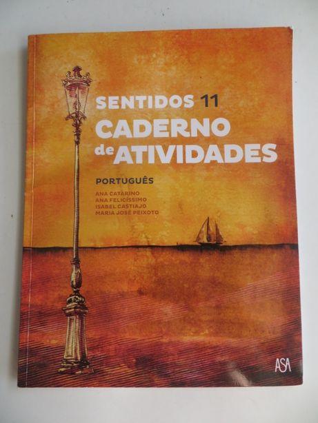 Sentidos - Português 11º Ano - Cadernos de Atividades - ASA