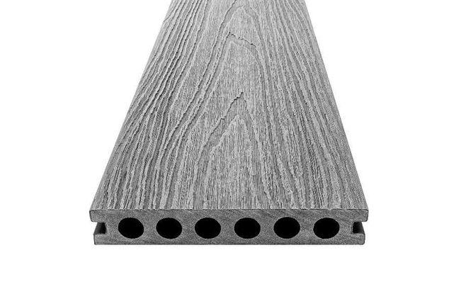 Deska tarasowa kompozytowa słoje drewna