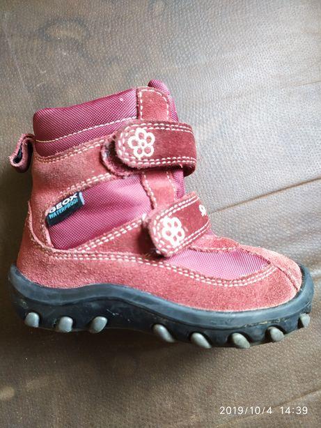 Продам детские ботинки. 22 размер.