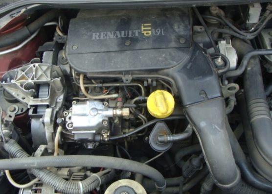 Silnik Renault Megane I Scenic 1,9 DTI F9Q 736