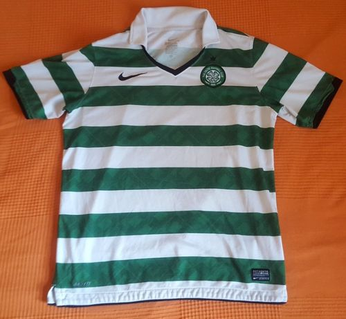 Koszulka piłkarska Celtic Gasgow 2010/12 Nike XLB