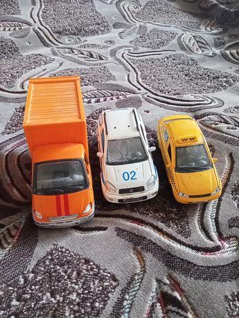 Машинки детские железные для песочницы .