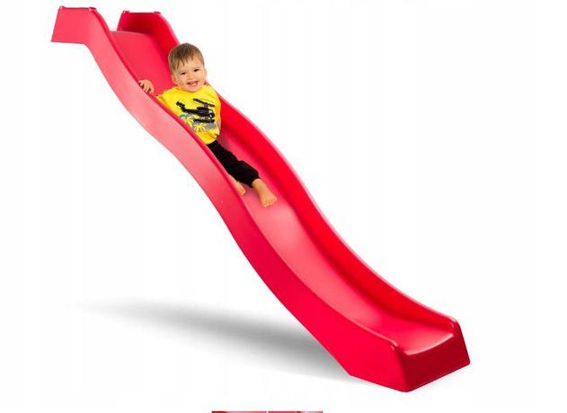 Спуск Горка Детская 3м HAPRO (Голландія) Красная