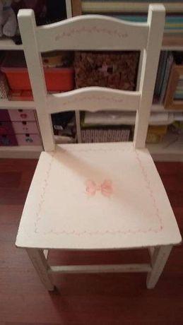 Cadeira Mobília Alentejana Pintada à mão