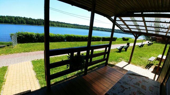 Domek nad jeziorem Gołdap do wynajęcia