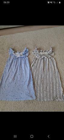 Sukienki letnie hm 134