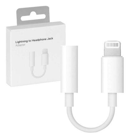 Адаптер - переходник для Apple iPhone AUX 3.5 на Lightning