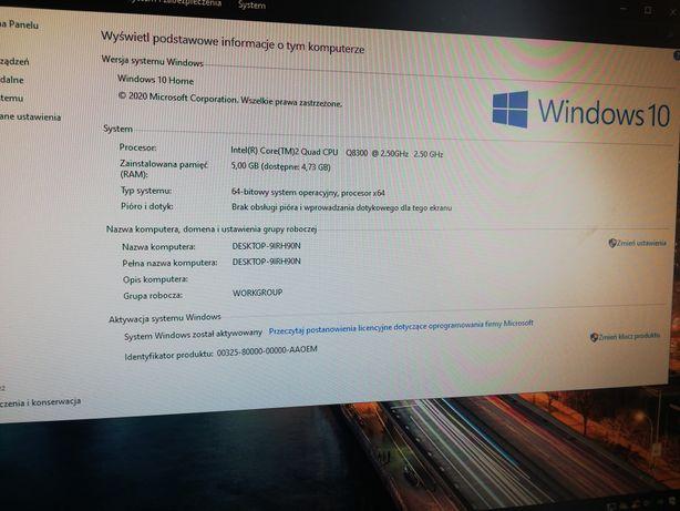 PC Komputer stacjonarny GTX 750, 5GB RAM