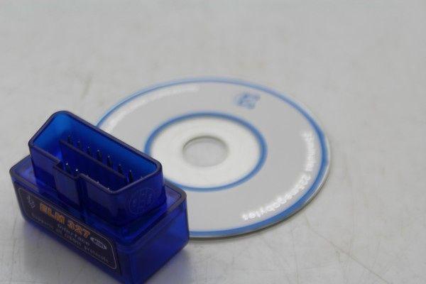 Interfejs ELM 327 Bluetooth MINI BT OBD2 polecam