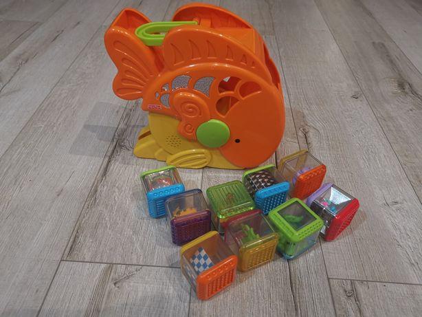 Zabawka sensoryczna Fisher Price.