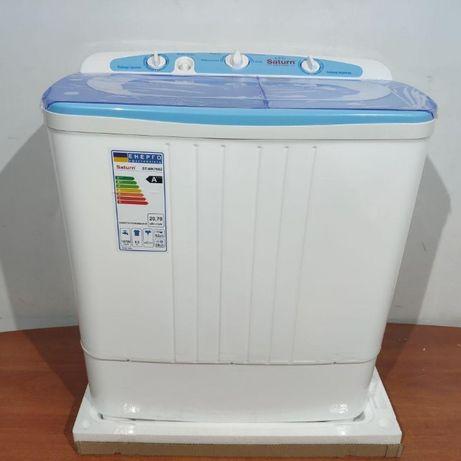 Стиральная машина SATURN полуавтомат на 6,5 кг