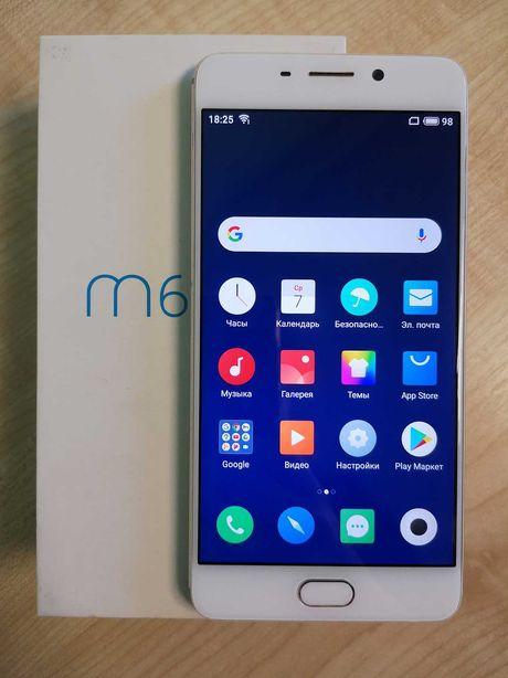 Смартфон Meizu M6 Note 64 Gb (15300) Уценка