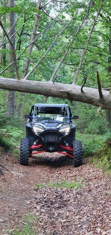 Wynajem Polaris RZR PRO Turbo SSV UTV (ATV Quad buggy)