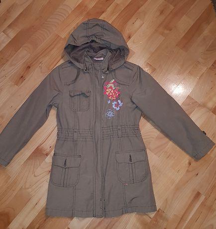 Wiosenna kurtka-płaszczyk firmy Mariquita r 140 wysyłka gratis