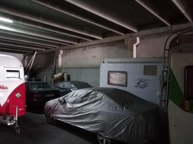 Garagem autocaravanas