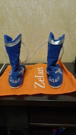 Боксёрки .обувь для бокса