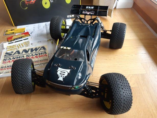 Losi 8ight Truggy 2.0 1:8 4WD elektro, MambaMonster, Castle