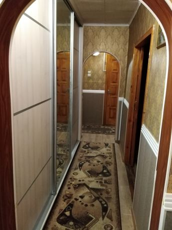 3-х комнатная квартира, АО, 10мкр.