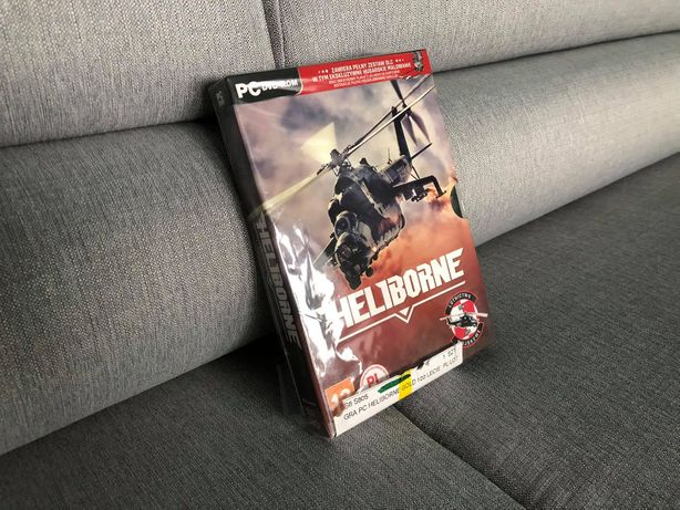 Nowa gra Heliborne Edycja Na 100 Lecie Polskiego Lotnictwa PC folia