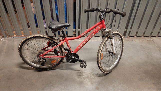 Rower dla dziewczynki Kross Lizzy