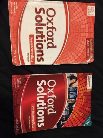 Podręcznik i ćwiczenia Oxford Solutions
