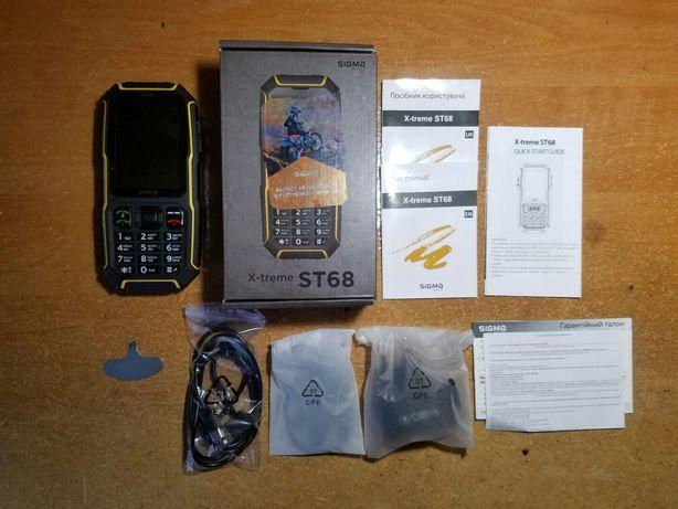Телефон планшет ноутбук Sigma X-treme ST68 samsung iphone xiaomi.