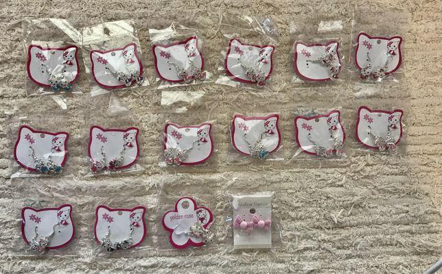 Brincos Hello Kitty NOVOS