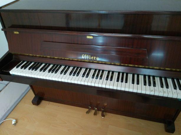 Sprawne Pianino Offberg Legnica Zadbane