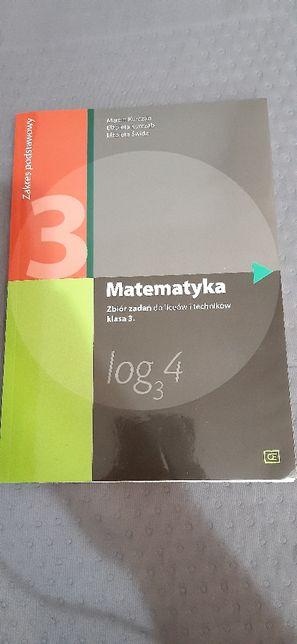 Matematyka zbiór zadań poziom podstawowy klasa 3