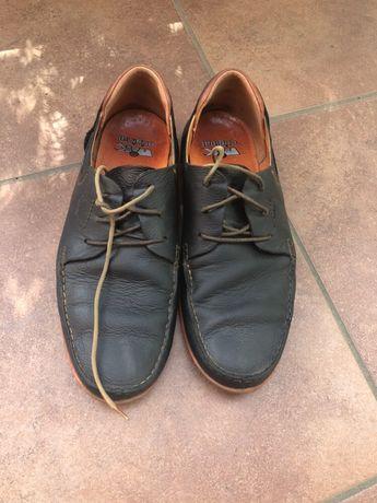Buty skórzane męskie 43