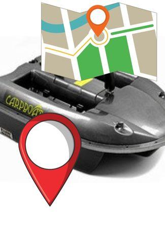 Автопилот для прикормочного кораблика для рыбалки Carpboat