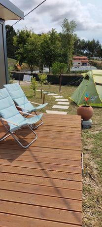Mini quinta - refúgio - casa modular