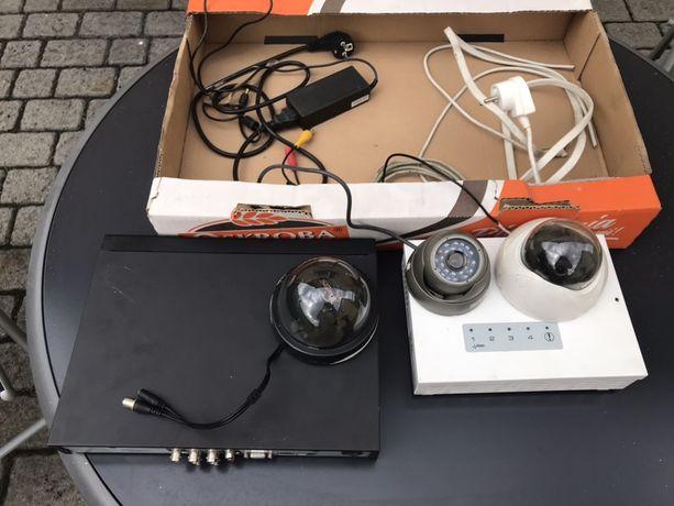 Monitoring BCS +  3 kamery