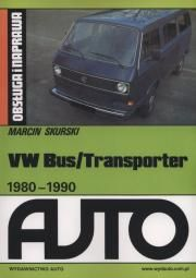 por VW Bus/Transporter 1980_1990 Obsługa i naprawa