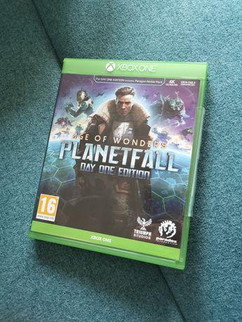 Age of wonders Planetfall Xbox One gra jak nowa