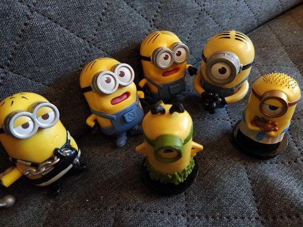 Minionki figurki