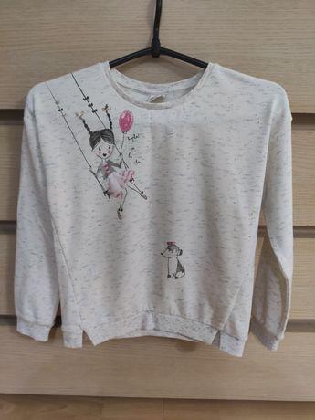 Nowa bluza dziewczęca Cool Club smyk rozmiar 140