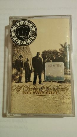 Puff Daddy & the Family - No Way Out - Kaseta