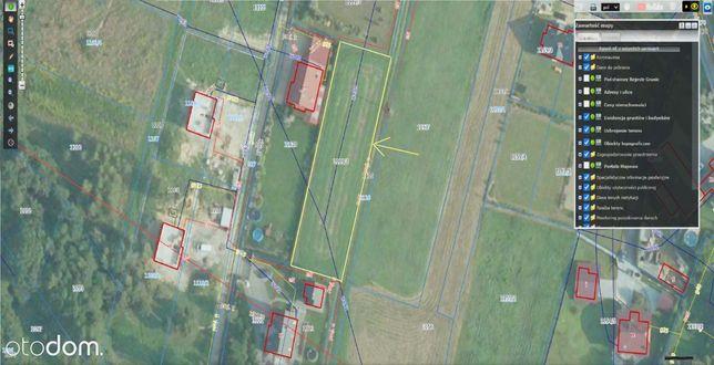Krzywaczka - 30km od Krakowa -12,23 ary